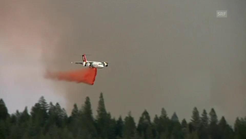 Grossbrände in Kalifornien (unkommentiert)