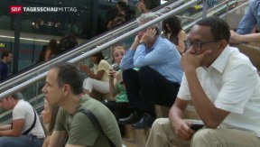 Video «Eingeschränkter Bahnverkehr» abspielen