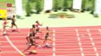 Video «Kambundji überzeugt bei AtletiCAGenève» abspielen