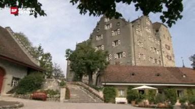 Bund verschenkt Schloss