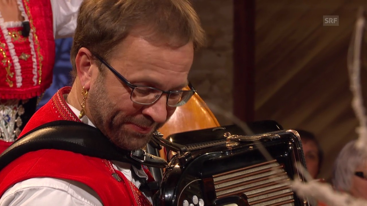 «Potzmusig» Stubete: Willi Valotti