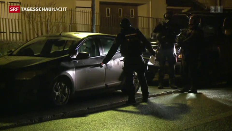 Fahndung nach Attentätern von Paris