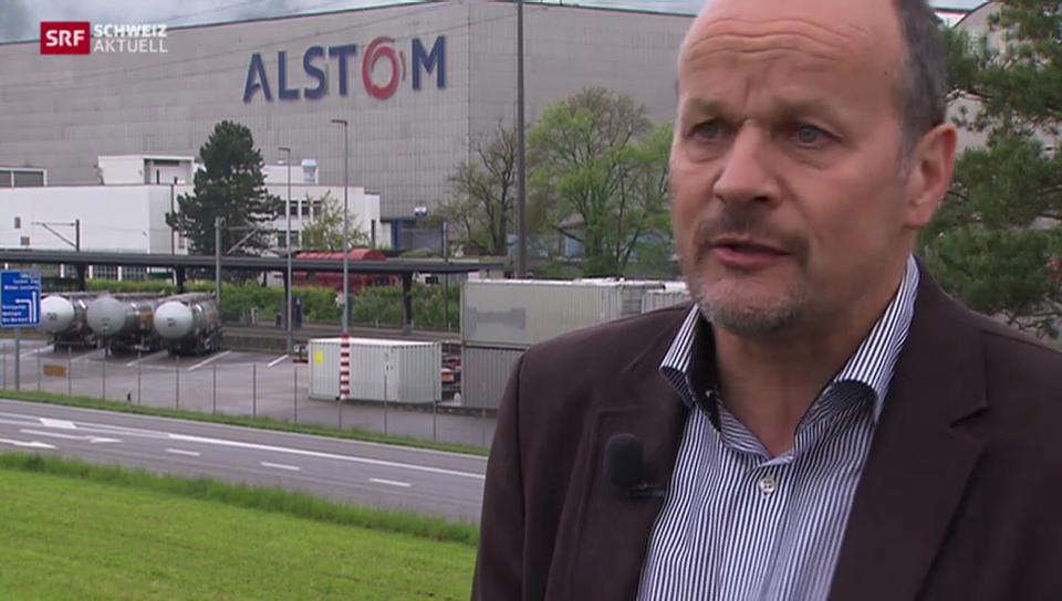 Baden fiebert mit im Übernahmepoker um Alstom