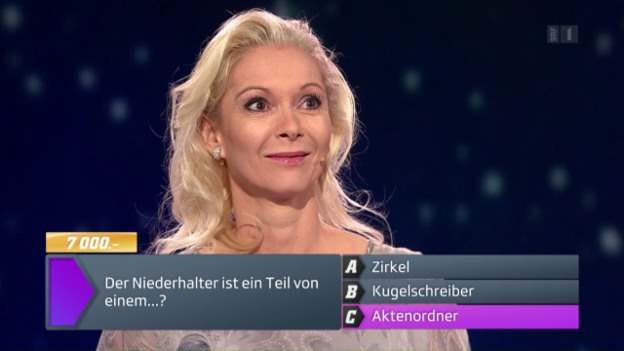 Video «Liebt schnelle Autos: Claudia Duss aus Gattikon» abspielen