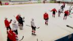 Video «Die Schweizer Eishockey-Nati vor der WM» abspielen