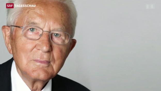Video «Aldi-Mitbegründer Albrecht gestorben» abspielen