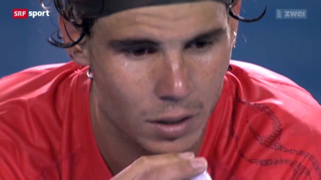 Tennis: Rafael Nadal - Karriere am Scheideweg