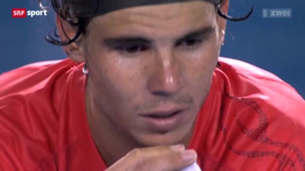 Video «Tennis: Rafael Nadal - Karriere am Scheideweg» abspielen