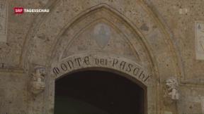 Video «Italienische Grossbank in der Krise» abspielen