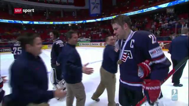 USA gewinnt WM-Bronze («sportaktuell»)