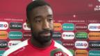 Video «Djourou: «Konkurrenzkampf ist kein Problem für mich»» abspielen