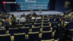 Video «Neue Russland-Sanktionen von Brüssel auf Eis gelegt» abspielen