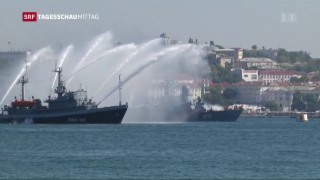 """Video «""""Anti-Sabotage-Drill"""" auf Krim » abspielen"""