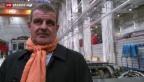Video «Peter Spuhler flirtet mit Weissrussland» abspielen