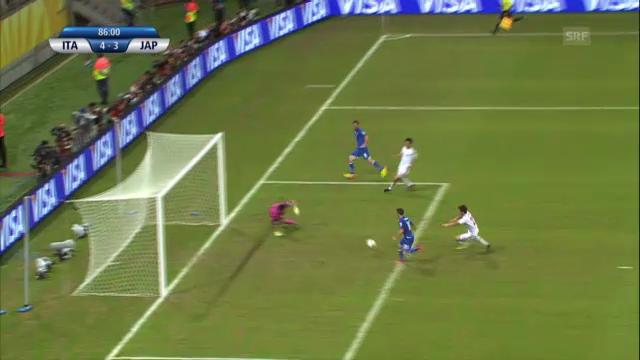 Highlights Italien - Japan («sportlive»)