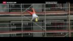 Video «Folgenschwere Unfälle am Arbeitsplatz» abspielen