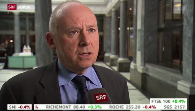 Video «SRF Börse vom 24.04.2014» abspielen