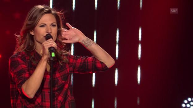 Video «Viola performt «Atemlos» von Helene Fischer» abspielen