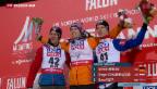 Video «Kein Erfolg für die Schweizer Skispringer» abspielen