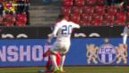 Video «Fussball: SL, Zürich - Thun» abspielen