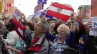Video «FOKUS: Hofer versus Van der Bellen – der Showdown» abspielen