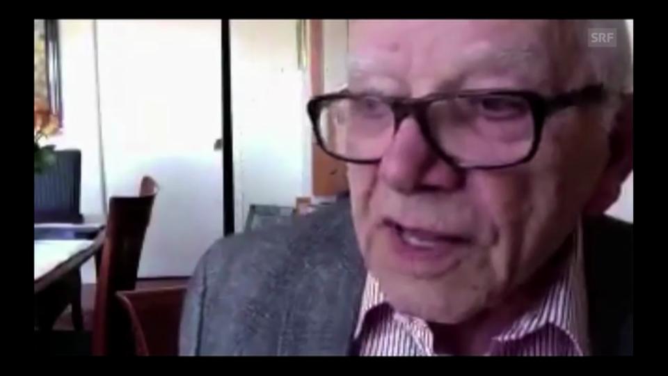 George Fodor: «Auch Inuit haben Herzerkrankungen»
