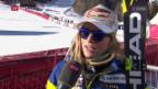 Video «Lara Gut im Interview» abspielen