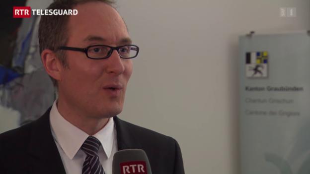 Laschar ir video «Christian Rathgeb davart la mancanza da medis»