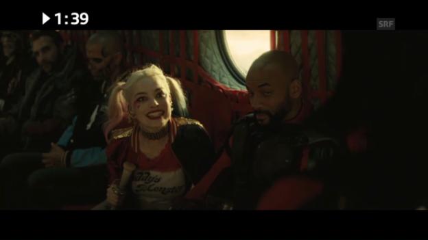 Video «Im Kino: Suicide Squad» abspielen