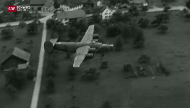 Video «Flugplatz mit reicher Vergangenheit» abspielen