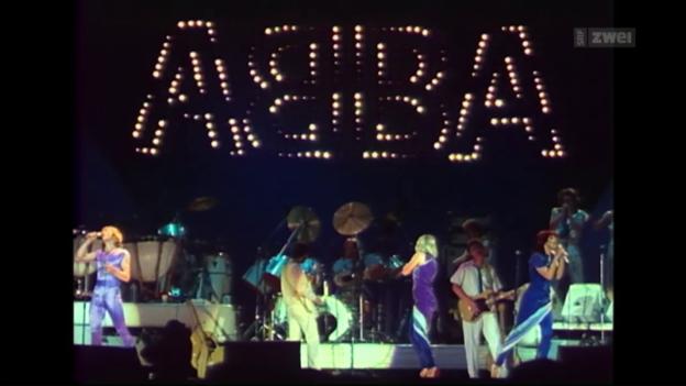 Video «ABBA in Concert» abspielen