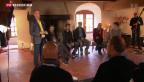 Video «Die Schlacht bei Murten als Freilicht-Theaterspektakel» abspielen
