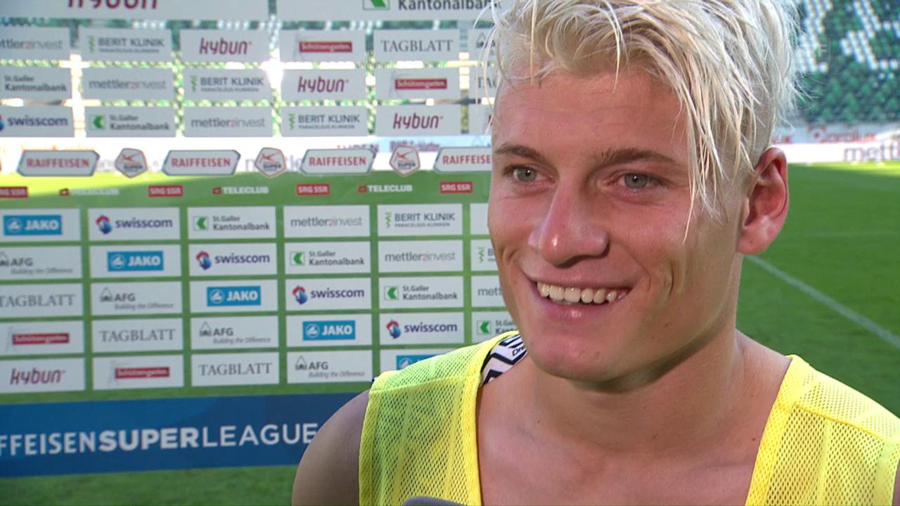Alioski: «Ich bin Zeman sehr dankbar»