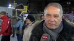 Video «Aktuell: Das Lauberhornrennen» abspielen