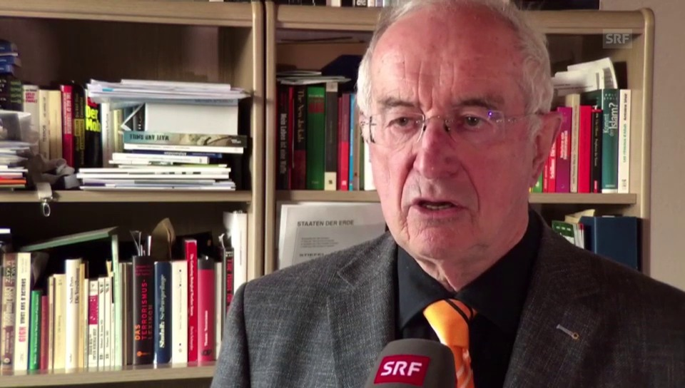 Rolf Tophoven zum islamistischen Terror