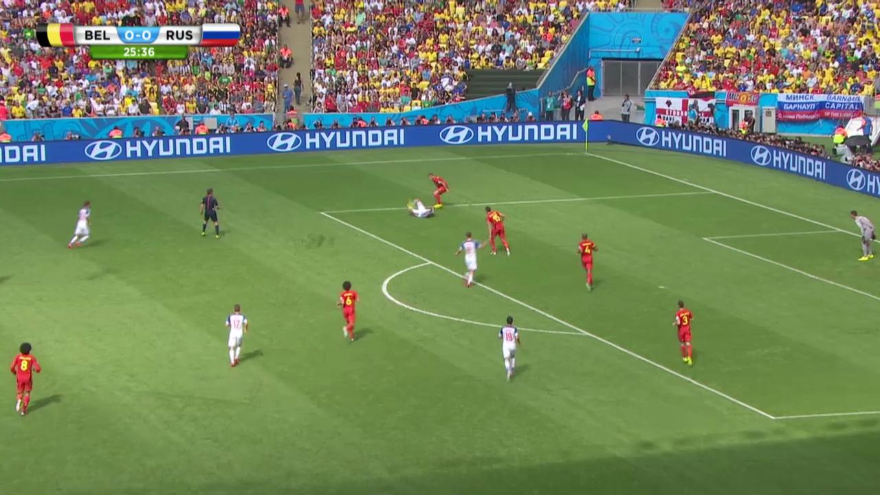 Die strittigen Penalty-Szenen