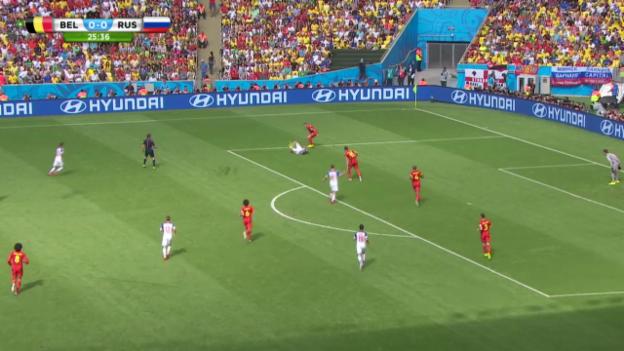Video «Die strittigen Penalty-Szenen» abspielen