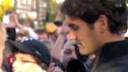 Video «Roger Federer: Platz 8 auf «Forbes»-Liste» abspielen