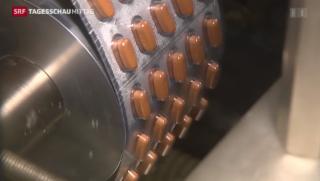 Video «Novartis geschäftet erfolgreich  » abspielen