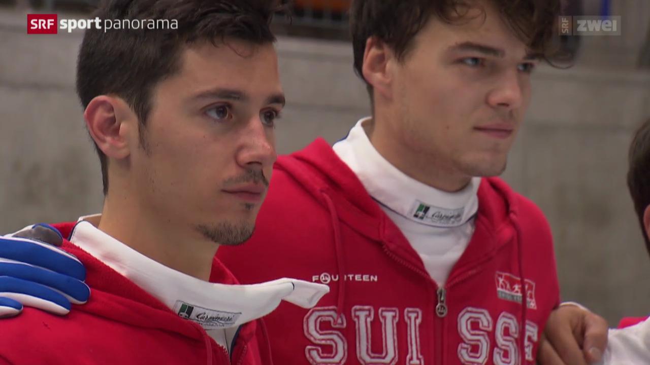 Fechten: Grand Prix de Berne, Team-Wettkampf