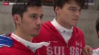 Video «Fechten: Grand Prix de Berne, Team-Wettkampf» abspielen