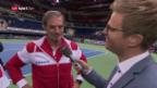 Video «Captain Günthardt: «Wir sind jetzt bei Kilometer 20»» abspielen