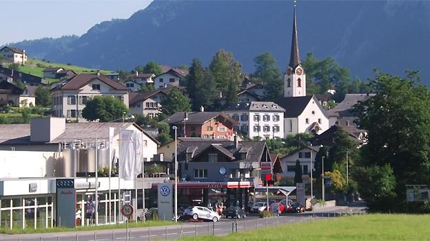 Glockengeläut der reformierten Kirche in Mitlödi
