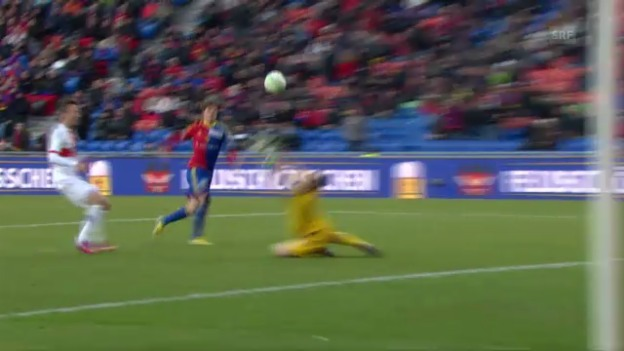 Video «FC Basel - FC Sion («sportpanorama»)» abspielen