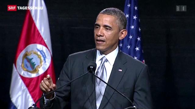 Wegen Syrien: Druck auf Obama wächst
