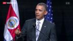 Video «Wegen Syrien: Druck auf Obama wächst» abspielen