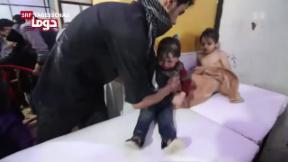 Video «Chemiewaffeneinsatz in Syrien» abspielen
