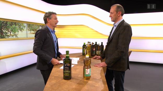 Video «Olivenöl-Experte Philipp Notter im Studiogespräch» abspielen