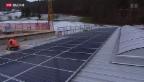 Video «Faule Tricks bei Solaranlagen» abspielen