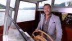 Video «Musikalischer Gast: Leonard mit dem Song «Das Leben ist so wie das Meer»» abspielen